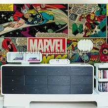 Fotobehang Marvel Comics Noordwand jongens