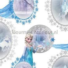 Frozen tapeten Noordwand weltraum