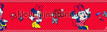 Minnie Mouse rand wallcovering Noordwand urban