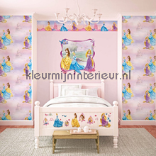 Pretty as a Princess Wallpaper wallcovering Noordwand urban