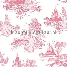 Princess Pink Toile tapeten Noordwand weltraum