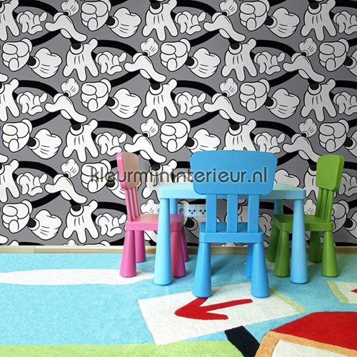 Mickey Handshake papel pintado 70-236 Kids@home 5 Noordwand