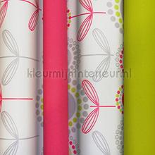 Retro flower knutselpakket 15 mtr tapet Kleurmijninterieur wallpaperkit