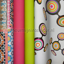 Lekker vrolijk knutselpakket 20 mtr tapet Kleurmijninterieur wallpaperkit
