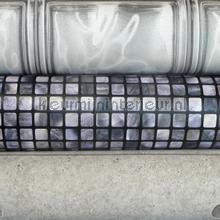 Pakket glastegels mosaic beton tapet Kleurmijninterieur wallpaperkit