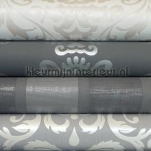 Pakket modern klassiek taupe behang Kleurmijninterieur knutselpakket