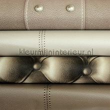 Behang pakket leer Kleurmijninterieur knutselpakket