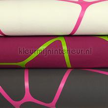 Behang pakket hippe retro Kleurmijninterieur knutselpakket