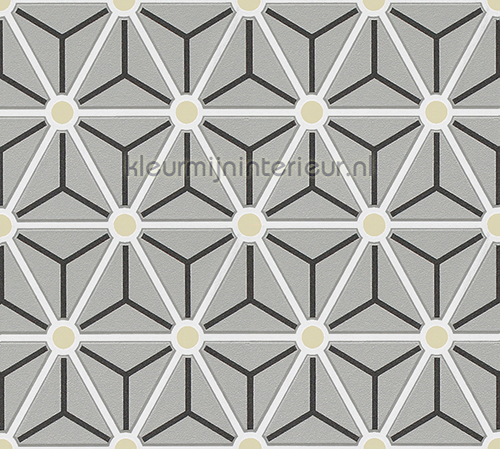Triangles behang 49064 Grafisch - Abstract BN Wallcoverings
