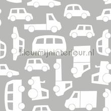 Autos warm grijs papel pintado Esta for Kids Wallpaper creations