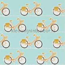 Cykel sulpher behang Scion Levande 111100