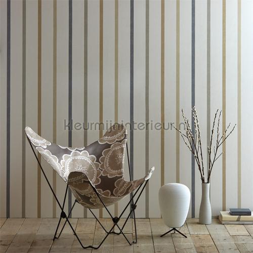Hoppa Stripe greyish behang 111114 Interieurvoorbeelden behang Scion