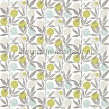 Blomma kiwi gordijnstof curtains Scion kitchen