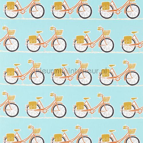 Cykel sulpher gordijnstof cortinas 120387 Coches - Transporte Scion