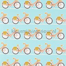 Cykel sulpher gordijnstof cortinas Scion Mariposas Pájaros