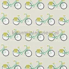 Cykel apple gordijnstof curtains Scion Levande 120389