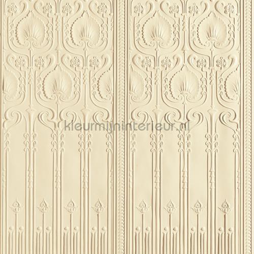 Edwardian dado panels behang RD 1964 Lincrusta Arte