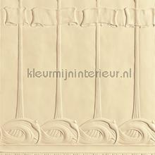 Art Nouveau dado panels behang RD 1965 Lincrusta Arte