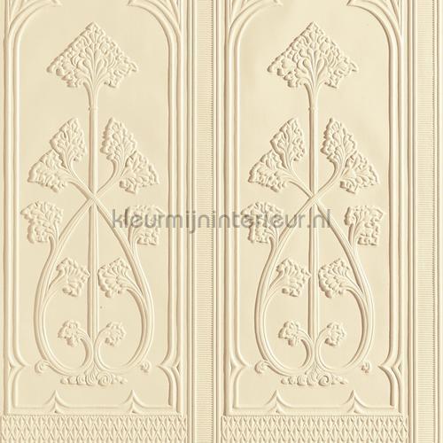 Gothic dado panels behang RD 1967 Lincrusta Arte