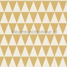 Grafische driehoeken papel pintado Esta for Kids Wallpaper creations