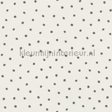 Sneeuwvlok polka dot stippen wallcovering Esta for Kids girls