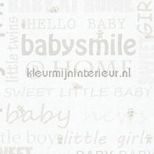 Welkom baby papel de parede AS Creation Little Stars 358471