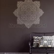 Mandala fotobehang papier murales Eijffinger Lounge 388901