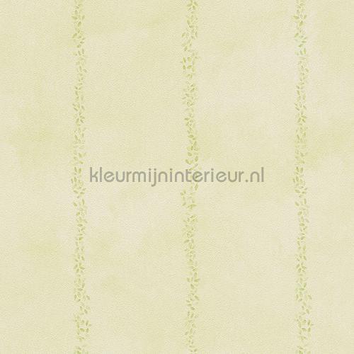 Pastel Groen Behang.Bladerstreepjes Pastel Groen 303362 Behang Lovely Friends As