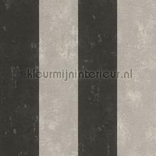 Luchtige aquarel strepen behang Rasch Lucera 608953
