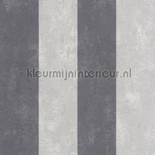 Luchtige aquarel strepen behang Rasch Lucera 608977