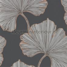 Azurea Ebony-Rose Gold tapet Harlequin Lucero 111713