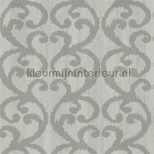 Baroc Mist wallcovering Harlequin Vintage- Old wallpaper