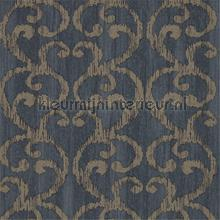Baroc Ink wallcovering Harlequin Vintage- Old wallpaper