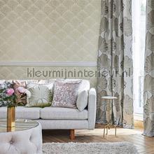 Charm Rose Gold-Powder tapeten Harlequin Tapeten raumbilder