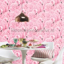 wallcovering animals