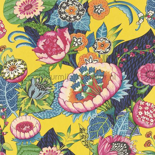 Exotic bouquet behang 803624 aanbieding behang Rasch