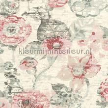 Fading flower behang Rasch Lucy in the Sky 803723