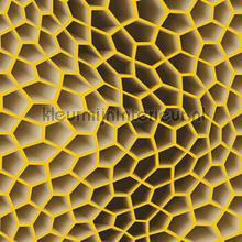 3d honeycomb yellowbrown tapeten AS Creation Mac Stopa 327095