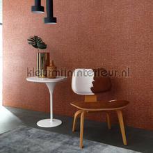 Caiman orange brulee papel de parede Casamance Malanga 74071242