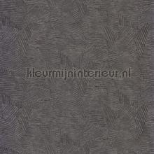 Soroa carbone papel de parede Casamance Malanga 74090262