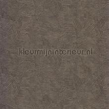 Soroa chocolat papel de parede Casamance Malanga 74090568