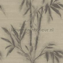 Bamboo in beweging behang Rasch Mandalay 529159