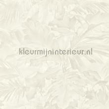 Exotische bladcombi behang Rasch Mandalay 529203