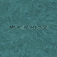 Exotische bladcombi behang Rasch Mandalay 529258