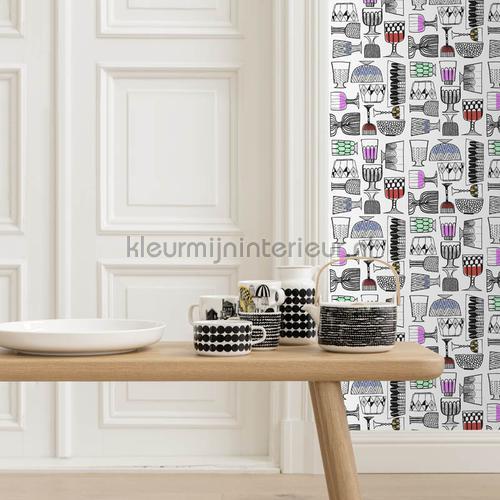 kippis behang 14100 retro Hookedonwalls