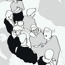 Ystavat papier peint Hookedonwalls spécial
