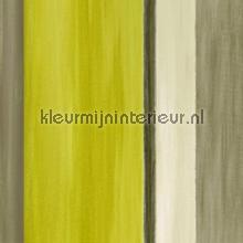 Painted stripes yellow wallpaper papier peint Origin Mariska Meijers 339-346931