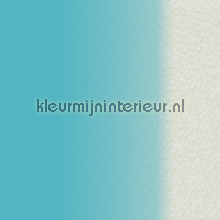 Degrade turquoise wallpaper papier peint Origin Mariska Meijers 339-346936