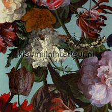 Stilleven met bloemendessin papier peint Eijffinger Masterpiece 358003