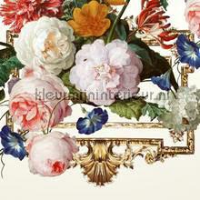 Cream frame fotobehang Eijffinger Masterpiece 358111